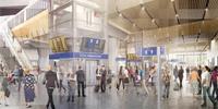 Optimise passenger flows aroundstations.