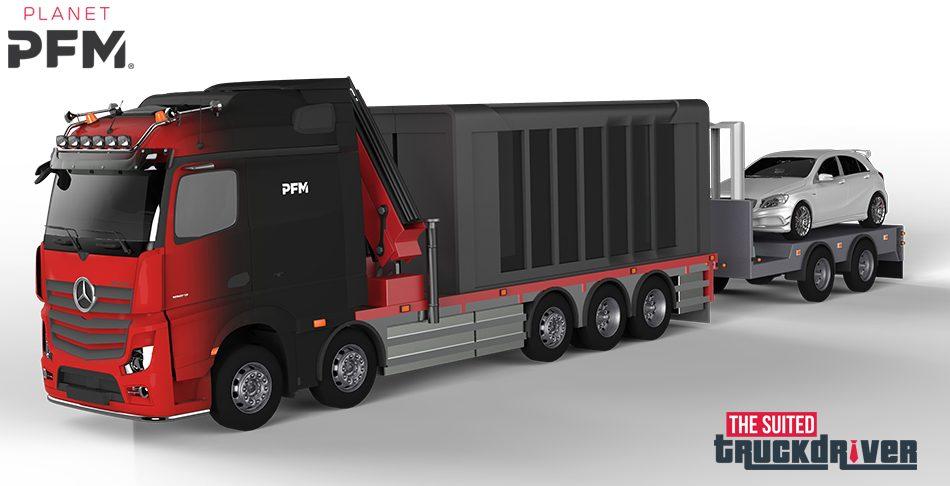 Planet PFM Truck